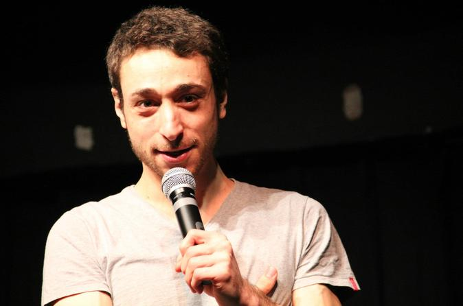 Stand up comedy: A New Yorker In Paris