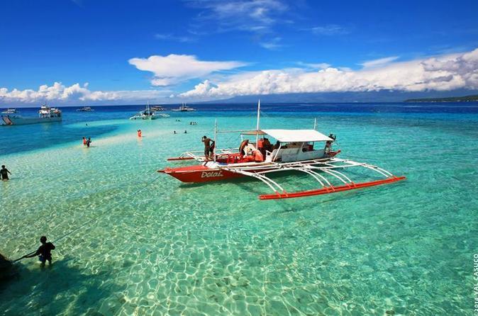 Mactan Cebu Island Hopping
