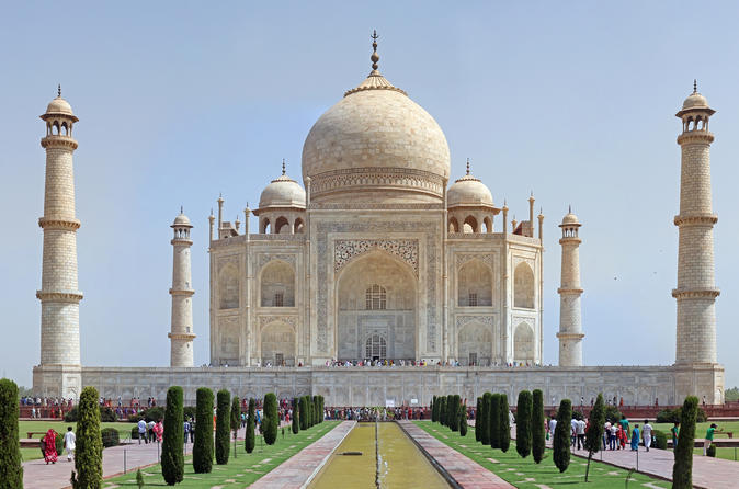 Taj Mahal and Agra Fort Private Day Trip from Delhi