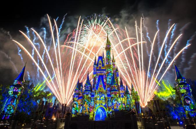 Disney Magic Kingdom Private VIP Tour