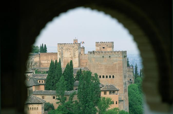 Excursão guiada particular para Alhambra e Generalife em Granada