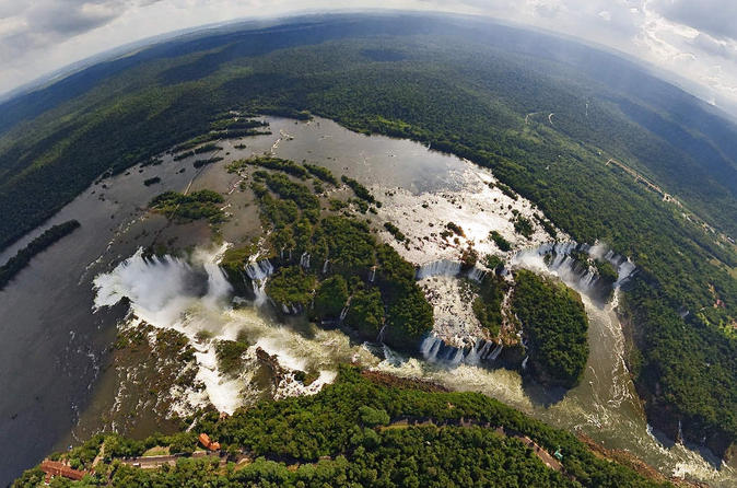 3 day iguazu falls tour of the argentinian and brazilian side in puerto iguaz 208936