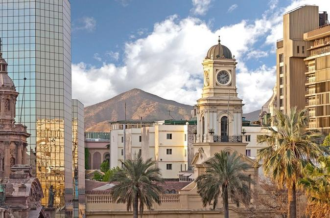 4-days Santiago Musts with Accommodation
