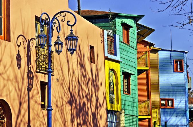 City tour para grupos pequenos em Buenos Aires