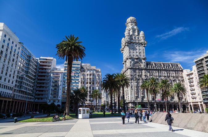 Excursão de dia inteiro de Buenos Aires para Montevidéu