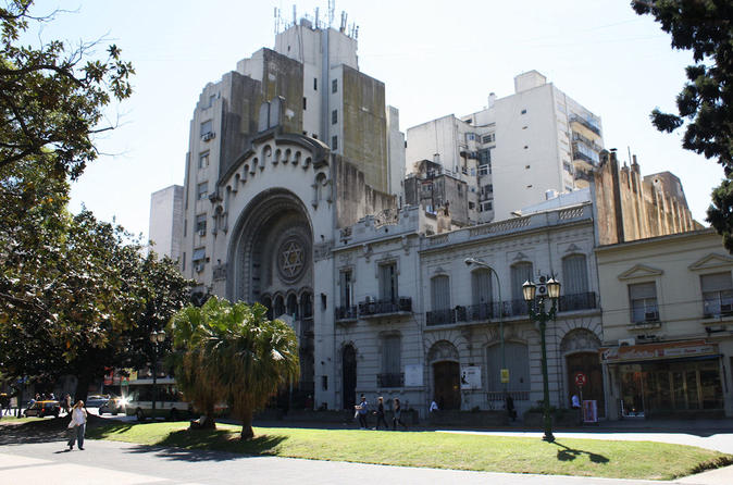 Private Jewish Heritage Tour in Buenos Aires