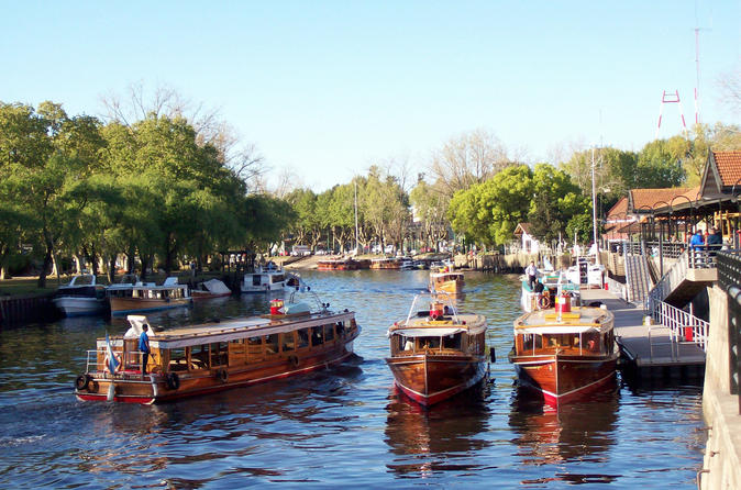 Small group san isidro and tigre delta tour in buenos aires 382027