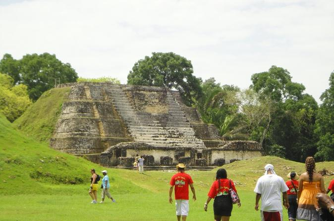 Shore excursion belize city and altun ha mayan site tour in belize city 268460
