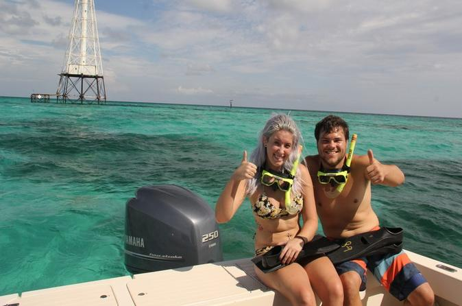 Best Snorkeling In Islamorada: Eco-Adventure and Snorkel Cruise Tour