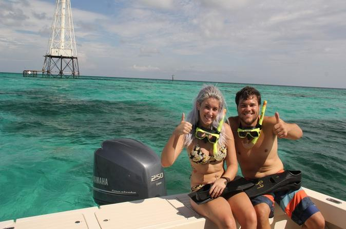 Semiprivate 4hour eco adventure and snorkel cruise in islamorada 307057
