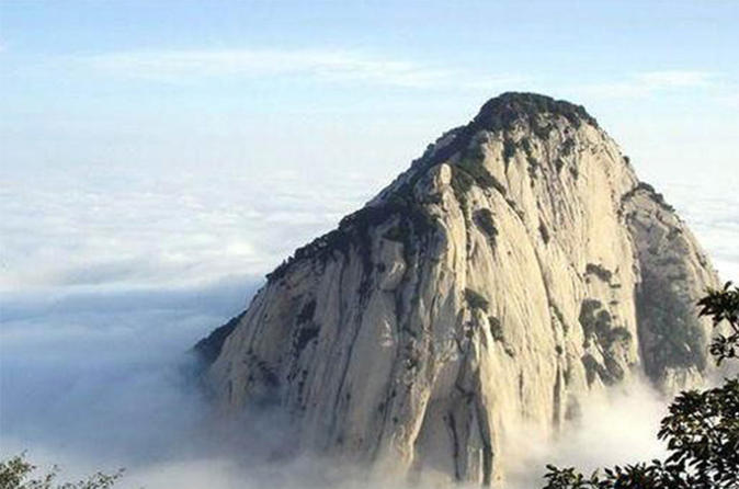 Private Full -Day Mt. Huashan Hiking Tour from X'ian