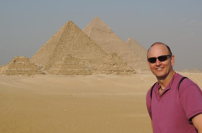 Deluxe 3 day tours around Cairo including accommodation