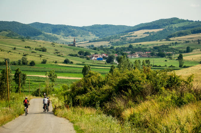 The saxon transylvania in a 8 day tour from sibiu in sibiu 278542