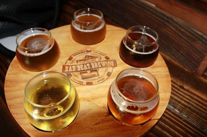 Las Vegas Brewery Tour
