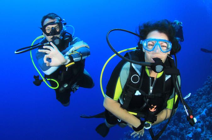 Learn to Dive PADI Open Water Diver Course
