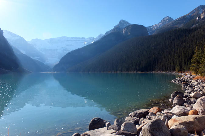 Banff and Lake Louise Full-Day Tour with a Small Group