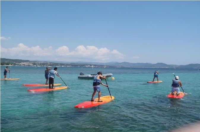 Stand Up Paddle Board Rental in La Ciotat