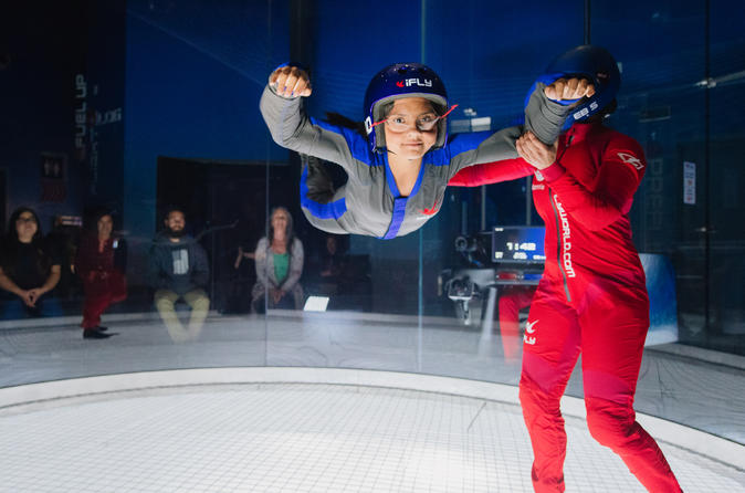 Denver Indoor Skydiving Experience