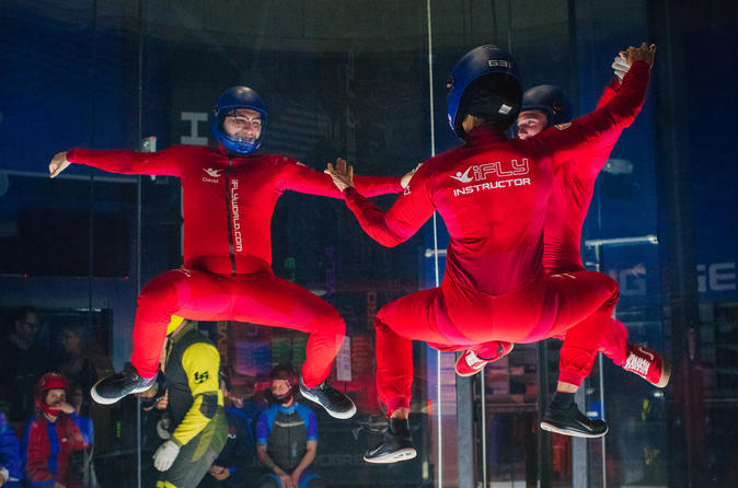 King of Prussia Indoor Skydiving Experience