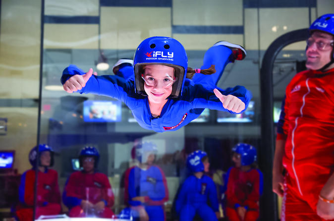 Virginia Beach Indoor Skydiving Experience