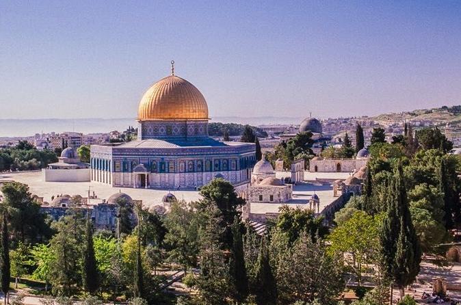 Jerusalem private guide half day tour in jerusalem 216629