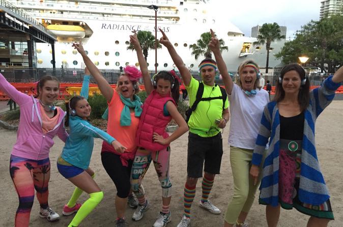 Sydney Silent Disco Dancing Tour