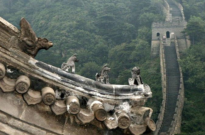 All Inclusive Mutianyu Great Wall and Summer Palace Private Day Tour