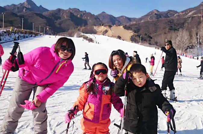 Splendid winter in China