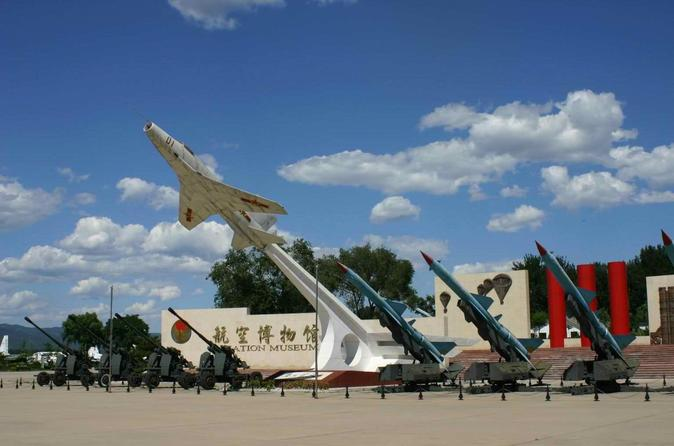 Beijing Private Tour to Huanghuacheng Great Wall and China Aviation Museum