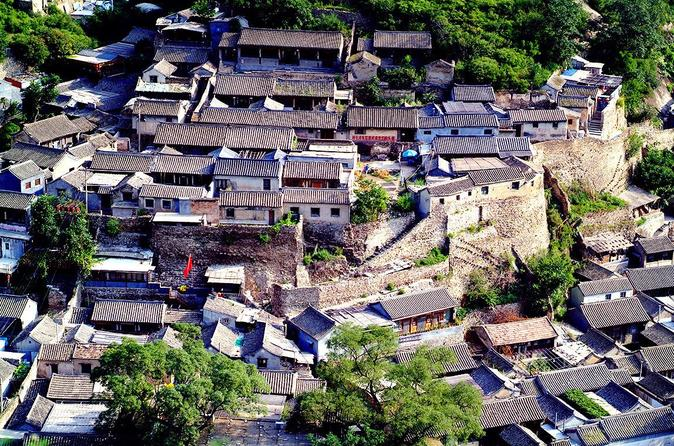 Private Day Trip to Cuandixia Village from Beijing