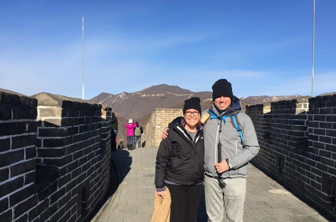 Private Round-Trip transfer: Hotel in Beijing to Mutianyu Great Wall