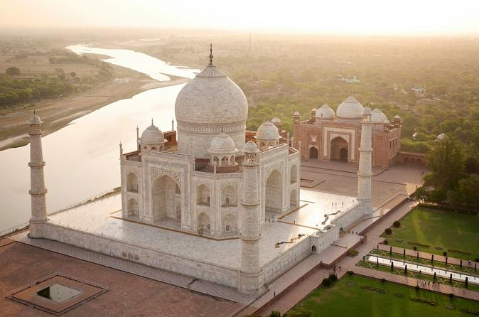 Taj Tigers and Majestic Forts Multi-Day Tour from Delhi