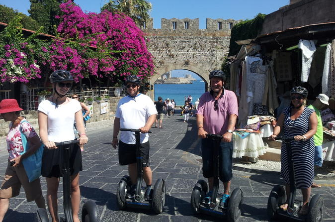 Combo segway tour in rhodes in rhodes 311392
