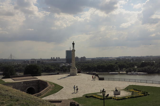 Belgrade Layover Tour: Private City Sighteeing Tour With Round-Trip Airport Or Hotel Transport
