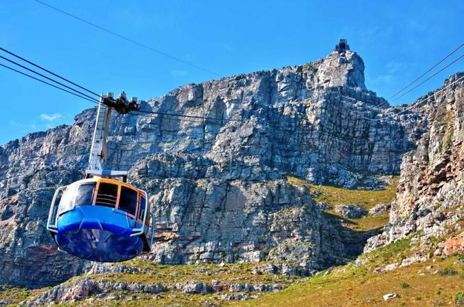 Table Mountain Tour