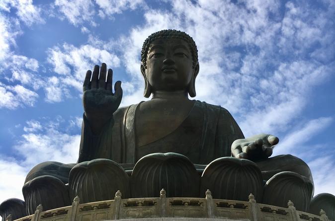 Vive Lantau - tour privado de 8 horas al Buda Gigante y Tai O