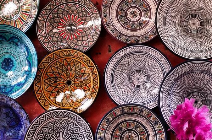 Medina guided shopping tour in marrakech in marrakesh 328715