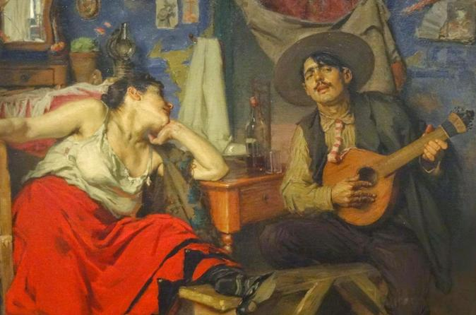 Semi-Private Alfama Walking Tour and Dinner with Live Fado Show