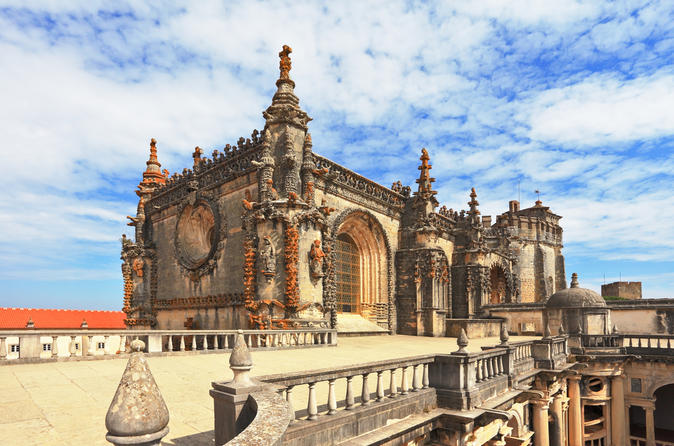 Semi-Private Tour from Lisbon: The Old World of The Templars