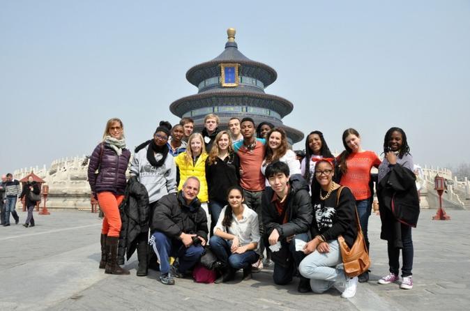 10-Day Beijing, Xian & Shanghai Air-Expedition