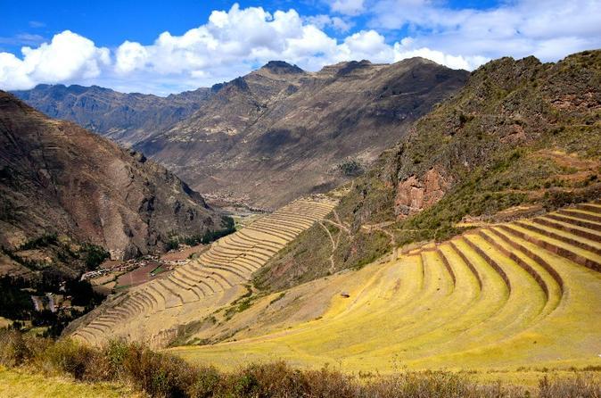 2 dias no Vale Sagrado incluindo trem para Machu Picchu