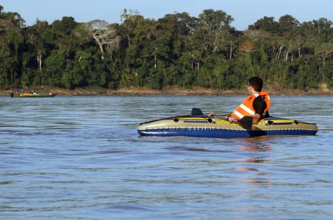 4 day amazon eco lodge tour from puerto maldonado in puerto maldonado 283916