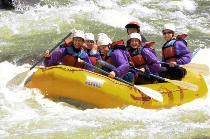 4-Day Jungle Adventure to Machu Picchu: Biking, Ziplining, Rafting and Hiking