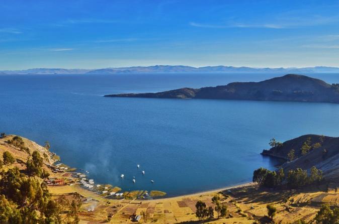 Aventura de 2 dias ao Lago Titicaca e Ilha do Sol, saindo de La Paz