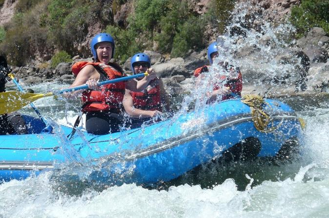 Cusco Rafting and Zipline Adventure