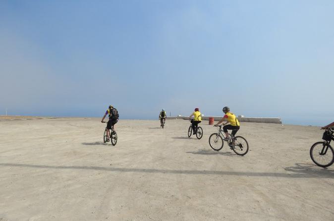 Lima Coast Private Bike Tour