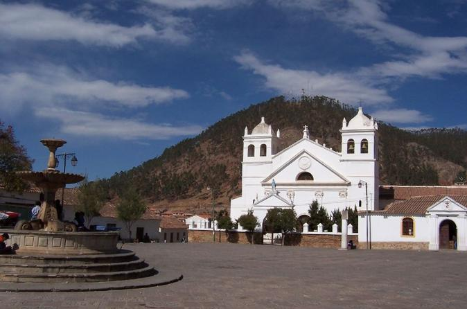 Small group sucre city walking tour in sucre 216963