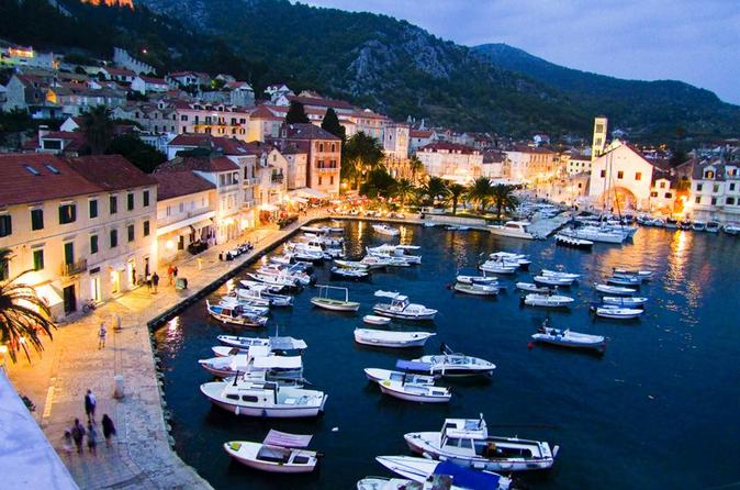 Private Speedboat Transfer from Split Airport to Hvar