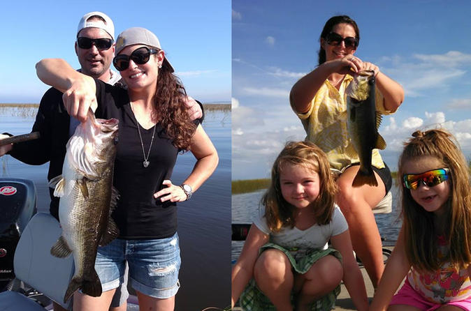 4 hour lake okeechobee fishing trip near palm beach in palm beach 328606