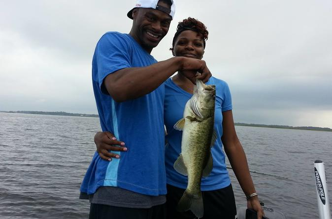 6-hour Butler Chain Of Lakes Fishing Trip Near Orlando